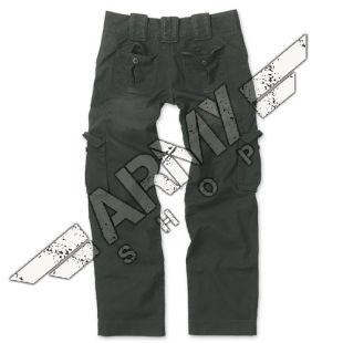Pantaloni militari da donna cargo