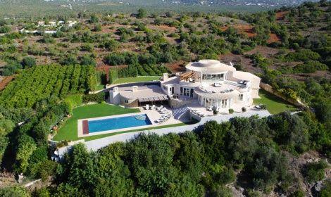 6 bedroom villa- Algarve  info@algarveweddingsbyrebecca.com