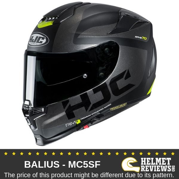 HJC HJC RPHA 11 NAXOS MC5SF Motorcycle helmets