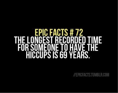 Epic Fact no. 72