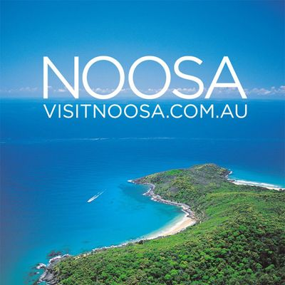 Noosa is up there as one of my top family holiday destinations...