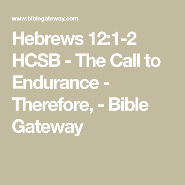 Fabuleux Les 25 meilleures idées de la catégorie Hebrews 12 1 sur Pinterest  WV54