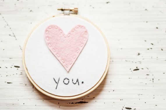 853d73cb26cc8feee5dce0911d0f226f gifts for friends nursery inspiration - Conversation Hoop Heart You - Valentines Day Gift for Friend, Child, Mom, Spouse...