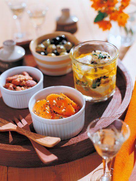 【ELLE a table】にんじんのスパイス風味マリネレシピ エル・オンライン
