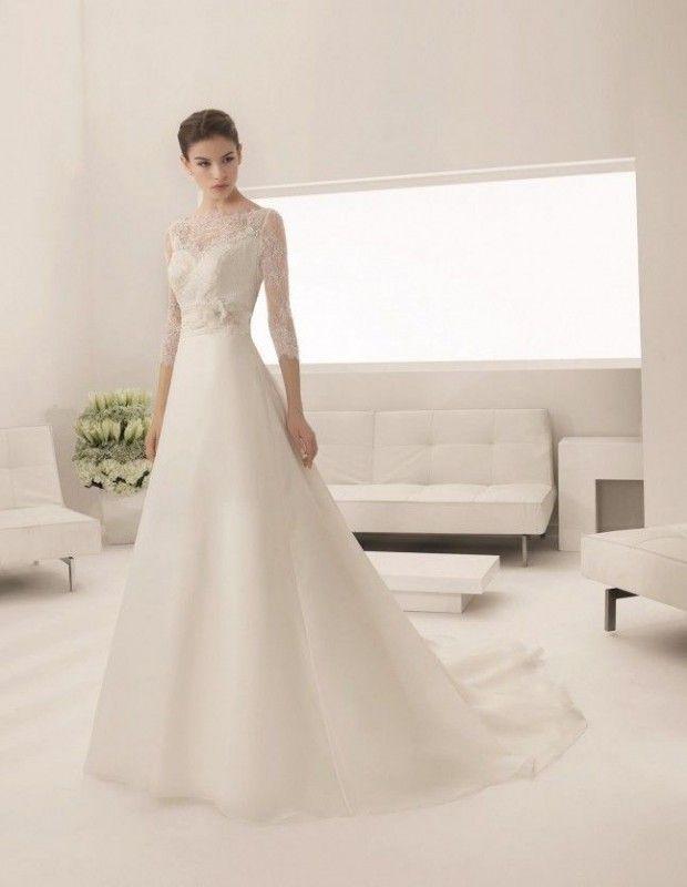 Alma Novia Wedding Dresses 2015
