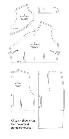 Free Qipao Cheongsam Ladies Chinese Dress Pattern Xs Xl