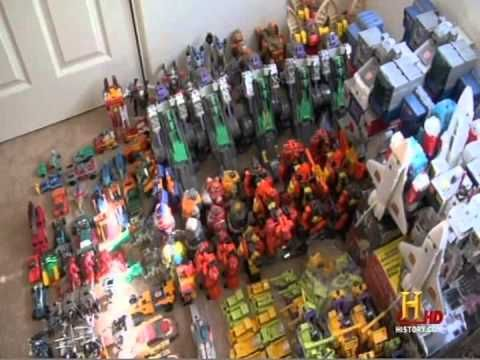 Pawn Stars TransFormers - YouTube