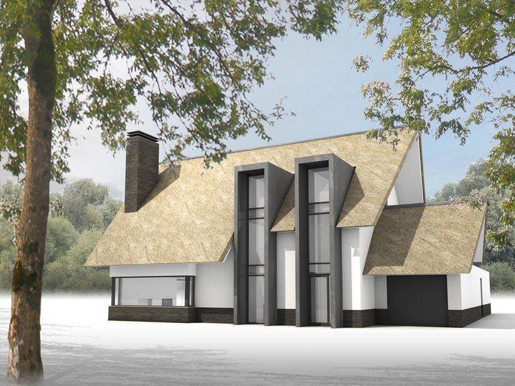 Maas Architecten » woonhuis apeldoorn mooie ramen