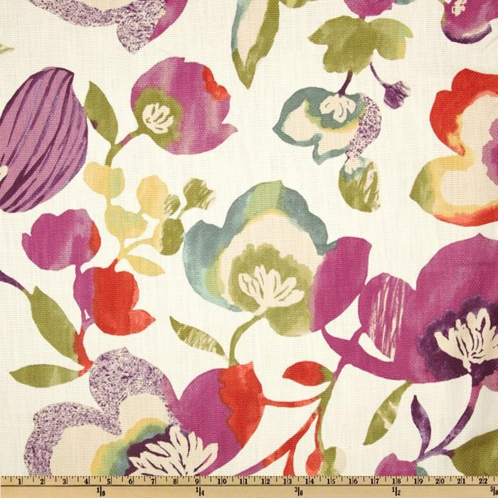 love this!  Braemore Paint By Number Floral Violet