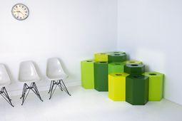 Inspiration arkivhyllor rullarkiv tätpackning postsortering skåp diskar garderober