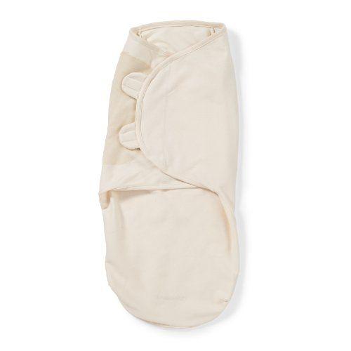 Schön gemütlich kompakt schlafen wie eben noch im Bauch der Mama.