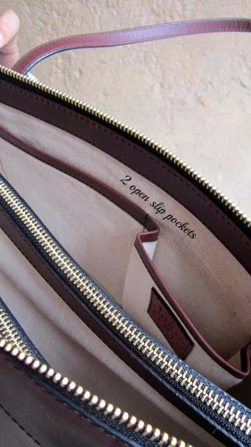 Bordeaux Anabelle, Chiaroscuro, India, Pure Leather, Handbag, Bag, Workshop Made, Leather, Bags, Handmade, Artisanal, Leather Work, Leather Workshop, Fashion, Women's Fashion, Women's Accessories, Accessories, Handcrafted, Made In India, Chiaroscuro Bags - 11