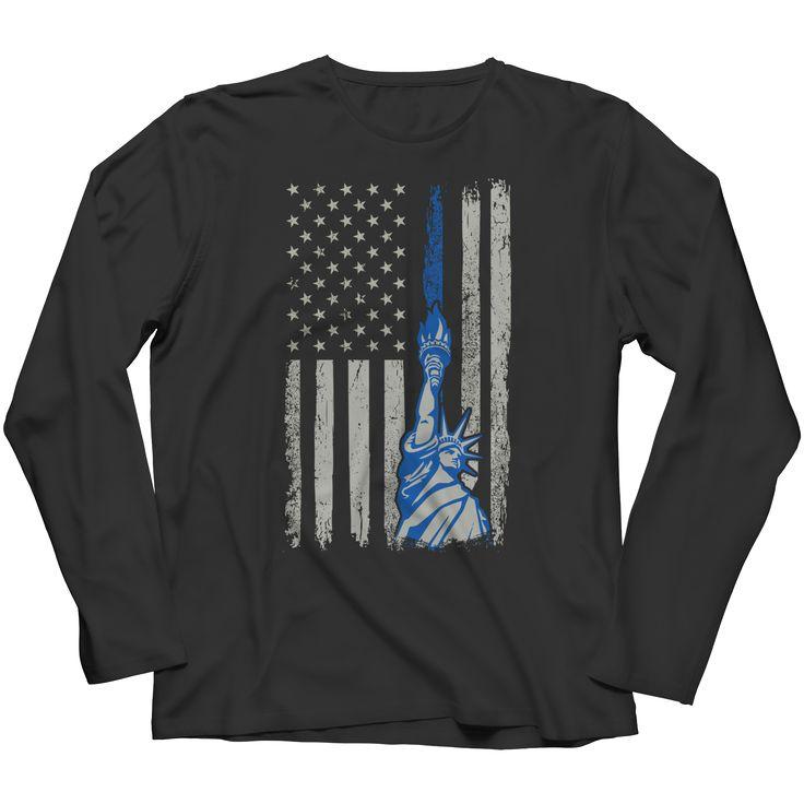 Police Liberty - Long Sleeve