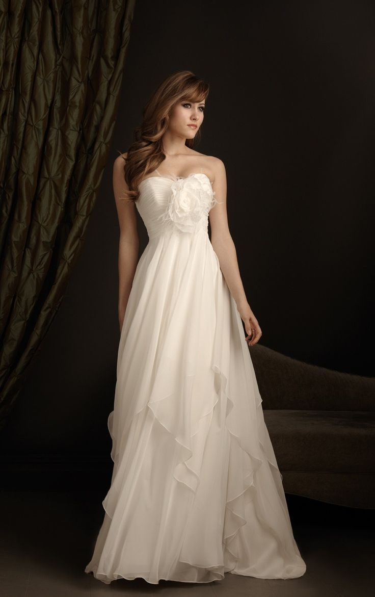 1930s style wedding dresses   best Prom images on Pinterest  Weddings Dream wedding and