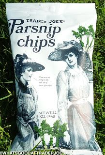 What's Good at Trader Joe's?: Trader Joe's Parsnip Chips