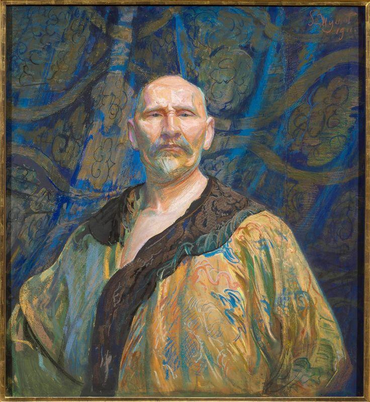 Leon Wyczółkowski - Polski (1911) pastel on paper [2295x2500]