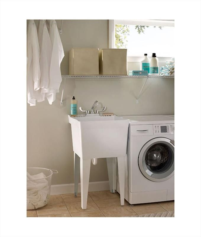 Transitional Laundry Photo by American Standard - Homeclick Community