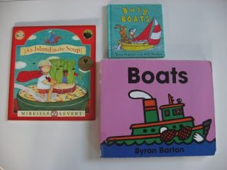 Sail Boat Craft - No Time For Flash Cards