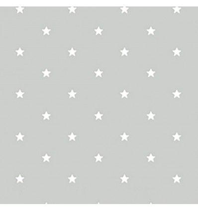 Papel Pintado estrellas blancas de Lilipinso
