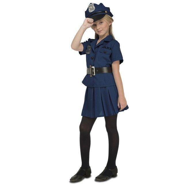Déguisement Policière New York #costumespetitsenfants #nouveauté2017