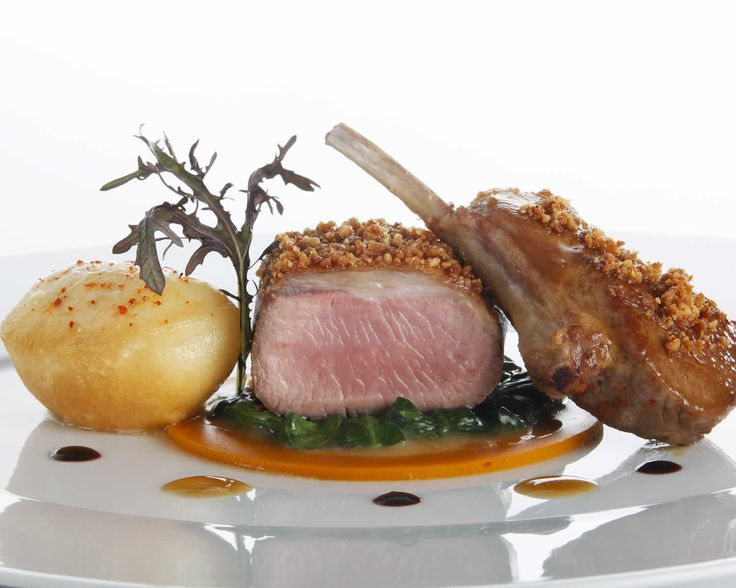 one of the oldies - french chef jacques lameloise has kept the three stars for over 30 years.