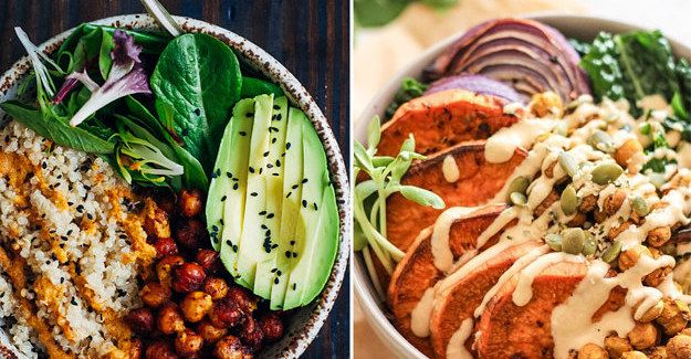 10 Protein-Packed Vegetarian Bowls You Need To Eat ASAP