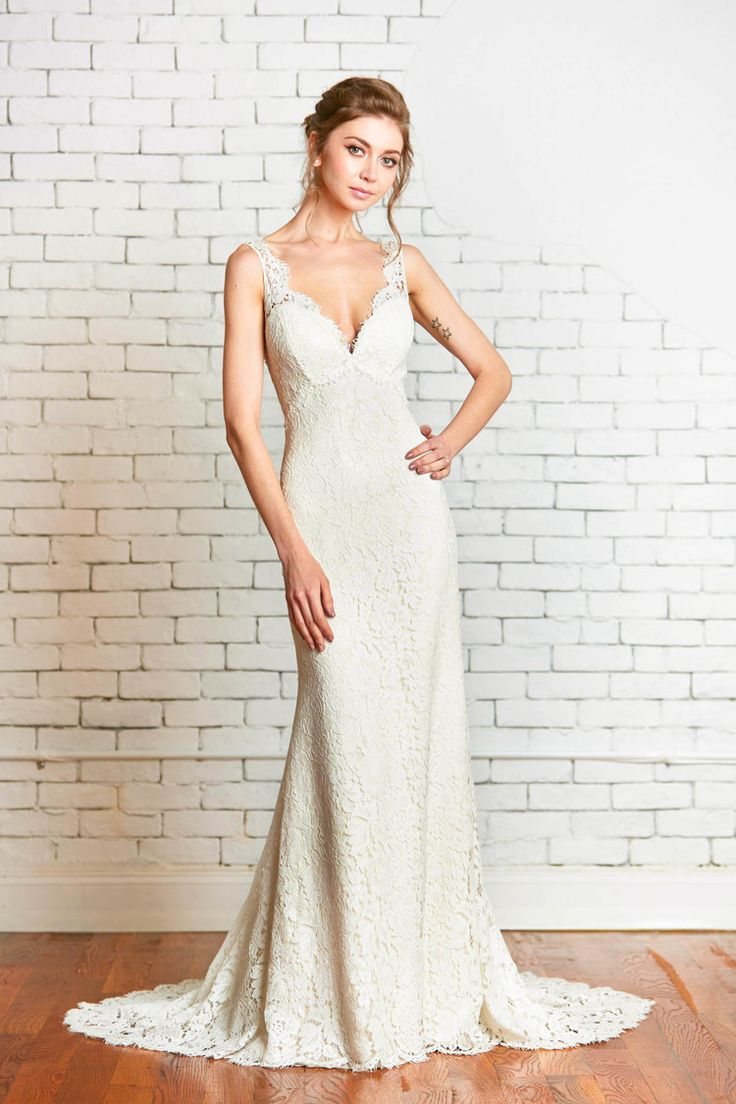 Used wedding dresses in michigan   best Schone bride images on Pinterest  Dream dress Wedding