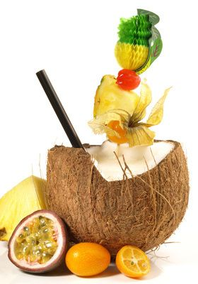 Cocktail Punch Coco