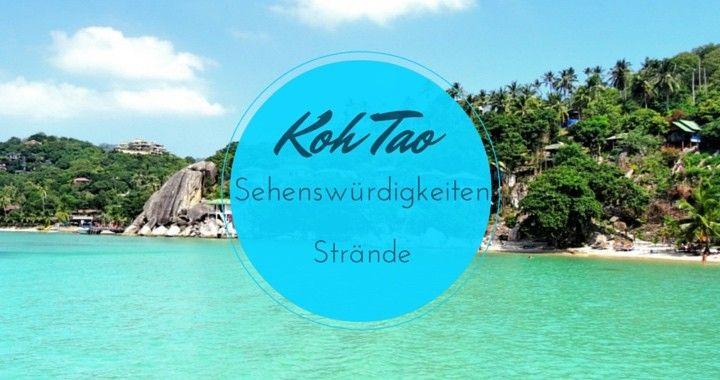 Alle Strände und Sehenswürdigkeiten auf Koh Tao inkl. Unterkunftstipps in meinem Koh Tao Guide: http://flashpacking4life.de/koh-tao-sehenswurdigkeiten-und-strande-unterkunftstipps/ #kohtao #thailand