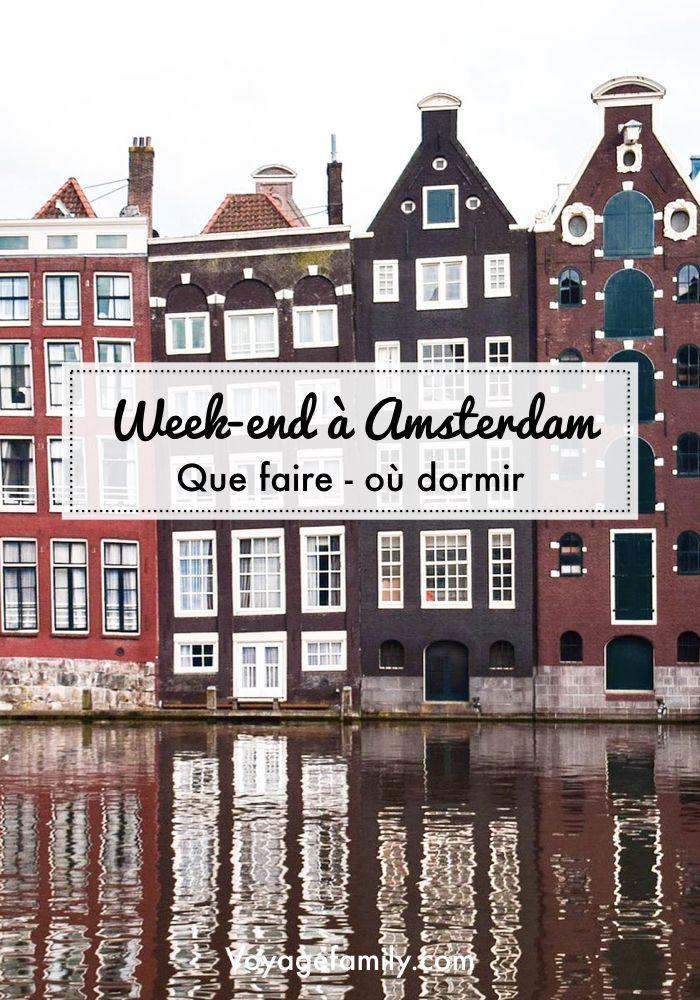 Comment reussir un week end en amoureux a amsterdam [PUNIQRANDLINE-(au-dating-names.txt) 24