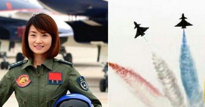 Νεκρή η πρώτη γυναίκα που πέταξε το κινέζικο μαχητικό J-10