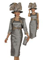 Ladies Dress Suit Ch-4426