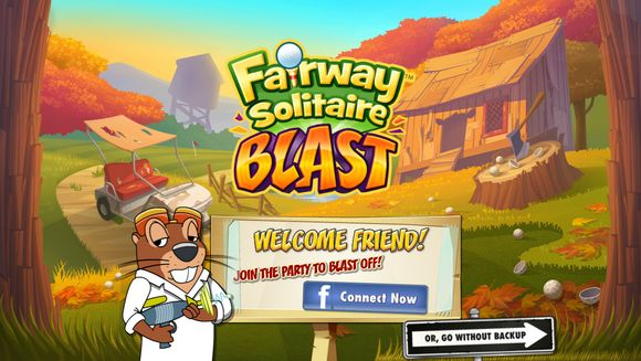 Fairway Solitaire Blast Takes Golf to a Whole New Level of Excitement! #FSBlast
