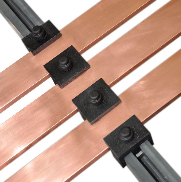 Flat-bar-supports#teknomega #elecricalwork #electricalstuff #electricalstuffs