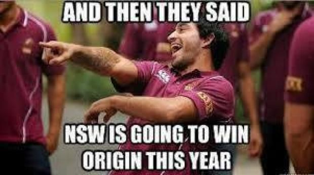 The ultimate State of Origin meme collection | NovaFM