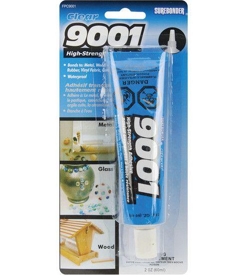 Surebonder 9001 High Strength Adhesive - 2 oz.