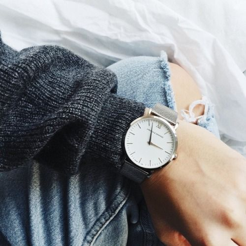 I am in love with these Shore watches