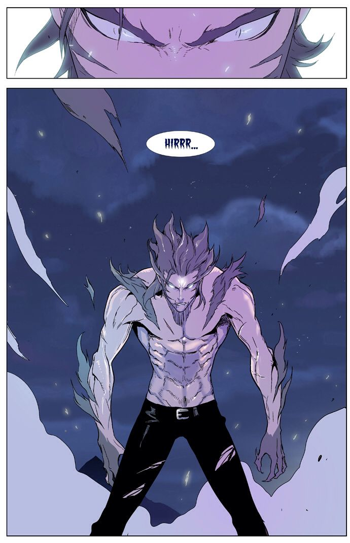M-M21 ?! Are you really a werewolf?! O.O | Noblesse ...