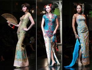 "Anne Avantie: The ""Chinese Princess"" Contemporary Kebaya Designs 2011"