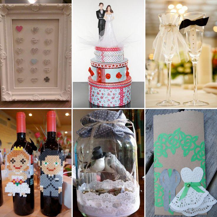 Leuke cadeautjes voor het bruidspaar