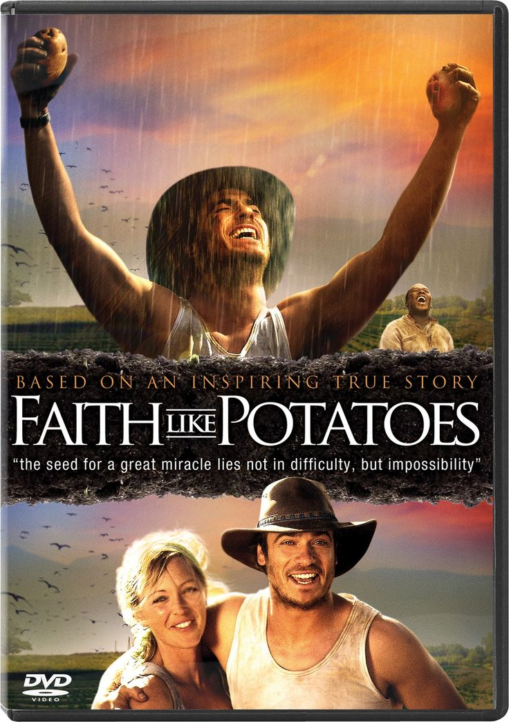 Faith Like Potatoes<\/i> is the inspiring true story of a rugged South African farmer, Angus Buchan, set in the turbulent hills of the Midlands. Angus' manic quest for material success is slowly transformed into a wild love for God and people, as he wrestles with faith, hope, natural disasters and tragic personal loss. Through unlikely friendships and much needed divine intervention, he discovers his life's true purpose, which sustains his unwavering belief in the power of faith. This film…