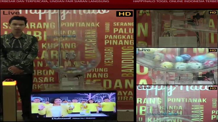 Hasil Live Togel Buntut Undian Kupon HappyNalo Periode 28 September 2016