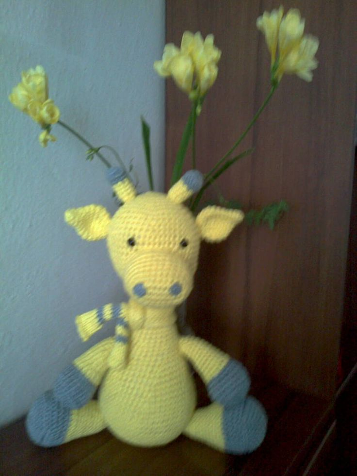 žirafa pro malého kloučka