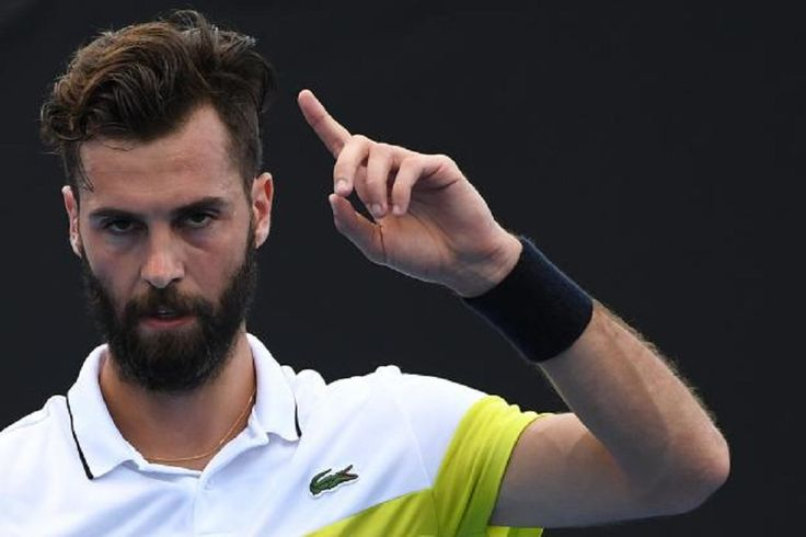 French player Benoit Paire came out on top of a tight battle with David Goffin to reach the semifinals of the Moselle Open on Friday after saving one match point....