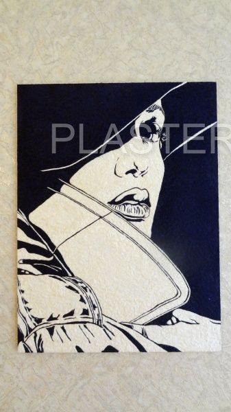 Берём немного #Голливуда, немного #жидких_обоев #Silk_Plaster, и при помощи рук и маленького кусочка магии создаём сказку. Хочу представить вашему вниманию триптих из трёх #портретов моих любимых голливудских актрис: Барбра Стрейзанд, Анджелина Джоли и Софи Лорен. https://www.plasters.ru/info/design-ideas/aktsiya_remont_povod_dlya_tvorchestva/nadezda/
