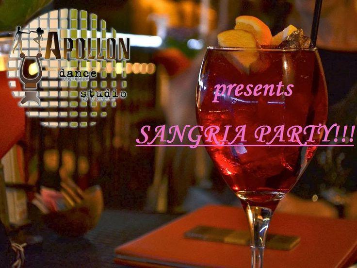 Apollon dance studio...: Sangria Party!!!