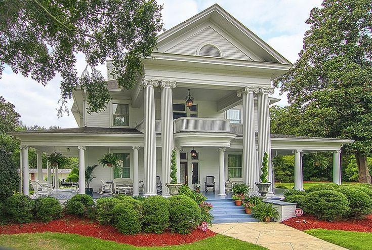 1913 Neo-Classical Greek Revival