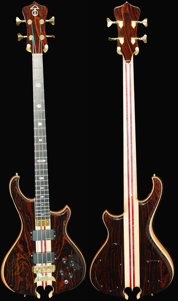 ALEMBIC Bass | Bass Guitars for Sale | BassCentral.com