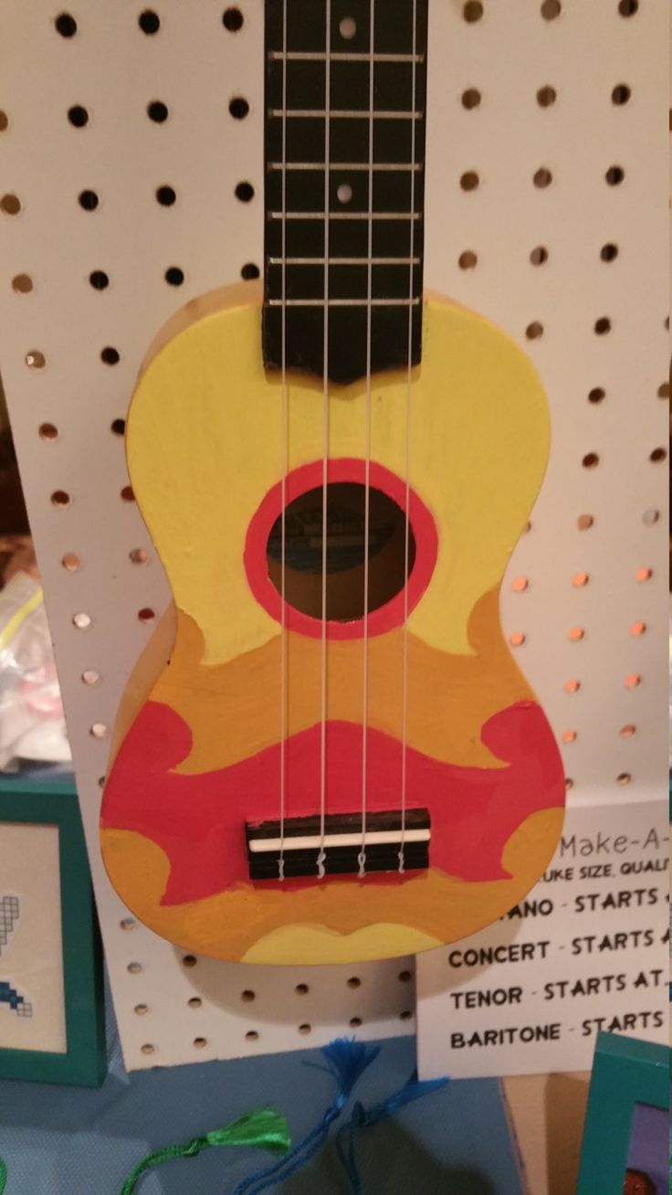 Steven Universe ukulele -made to order-