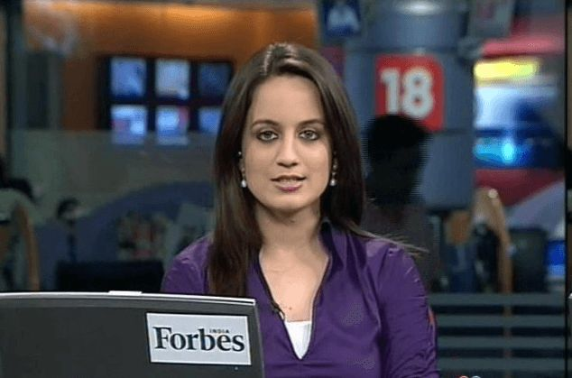 .:: Techno Frendz ::.: Top 10 Beautiful Women News Anchors In India